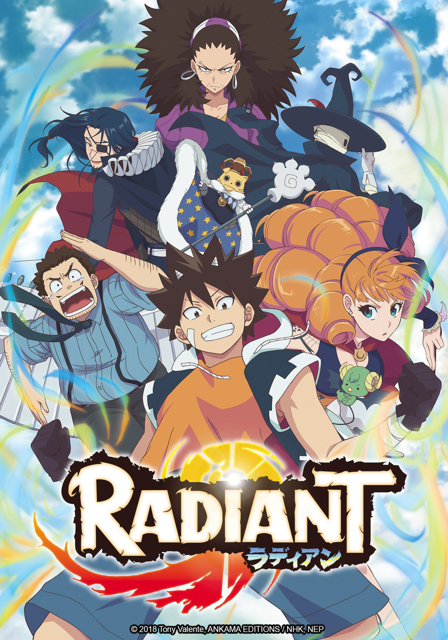 Radiant 2nd Season / RADIANT Season 2