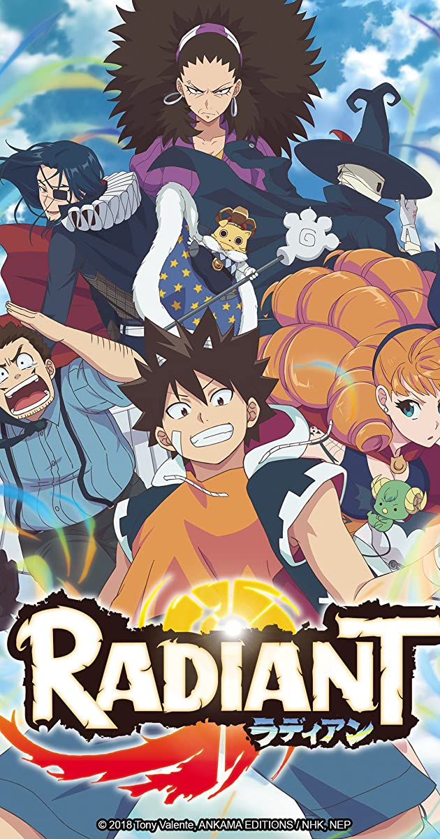 Download Radiant or watch streaming online complete episodes of  Season 2 in HD 720p 1080p using torrent