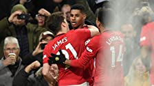 Manchester United v. Tottenham Hotspur