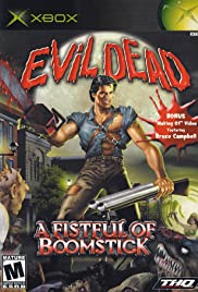 Evil Dead: A Fistful of Boomstick Poster