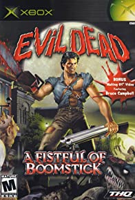 Primary photo for Evil Dead: A Fistful of Boomstick