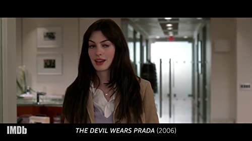 Anne Hathaway: Movie Moments