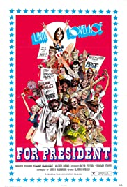 Linda Lovelace for President Poster