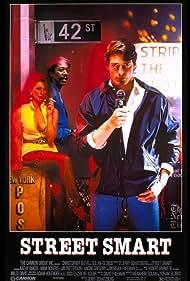 Morgan Freeman, Kathy Baker, and Christopher Reeve in Street Smart (1987)