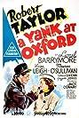 A Yank at Oxford (1938) Poster
