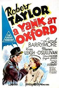 Full movie dvdrip free download A Yank at Oxford UK [720pixels]