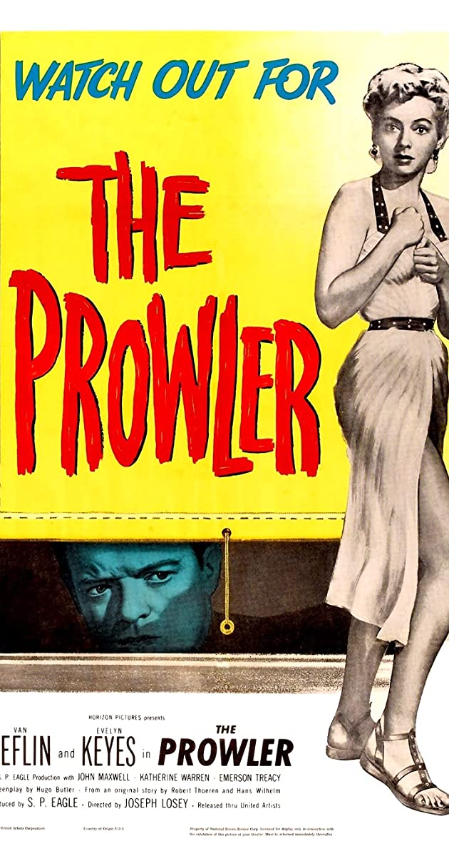 Subtitle of The Prowler