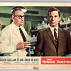 Ben Gazzara, Edward Andrews, and Arthur Hill in The Young Doctors (1961)