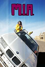 M.I.A.: Bad Girls Poster
