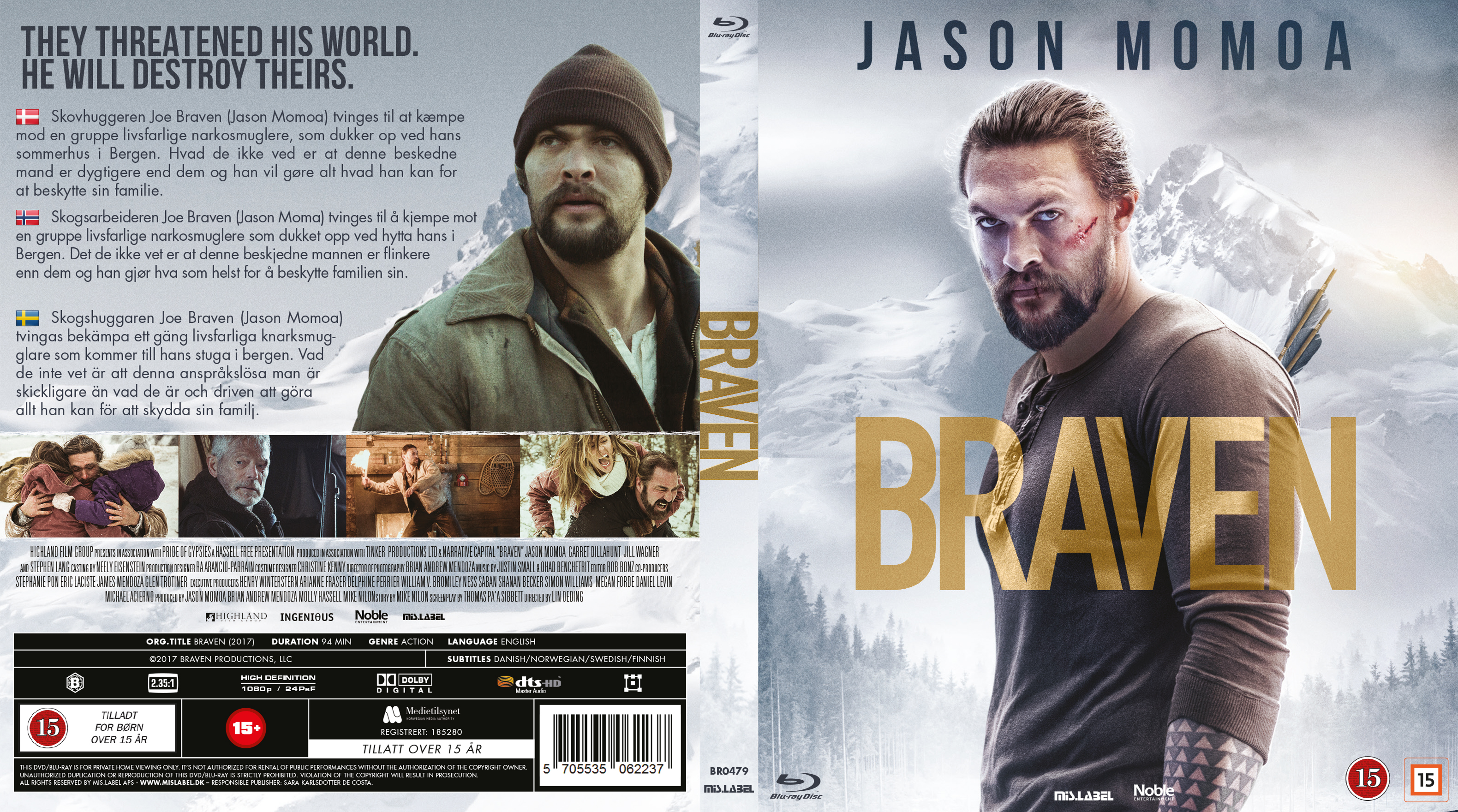 Braven (2018) - Photo Gallery - IMDb