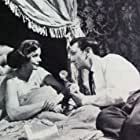 Richard Pasco and Elizabeth Sellars in ITV Television Playhouse (1955)