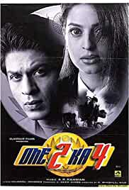 One 2 Ka 4 (2001) HDRip Hindi Movie Watch Online Free