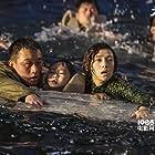 Ziyi Zhang and Dawei Tong in The Crossing 2 (2015)