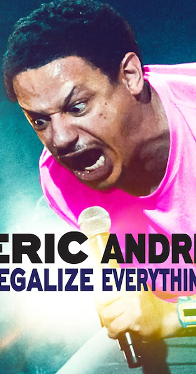 Subtitle of Eric Andre: Legalize Everything