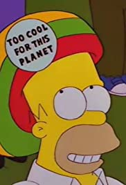 Homerpalooza Poster