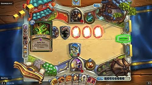 Hearthstone: Fireside Duel Priest Vs Hunter