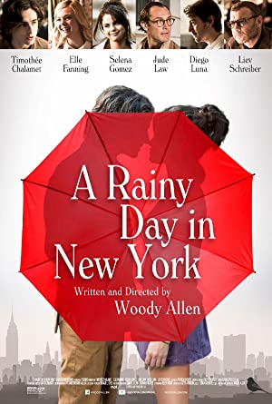A Rainy Day in New York (2019) Streaming Complet Gratuit en Version Française