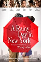 A Rainy Day in New York (2019) Poster