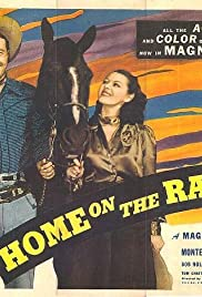 Home on the Range Poster