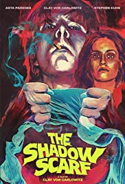 The Shadow Scarf Poster