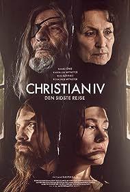 Karen-Lise Mynster, Baard Owe, Rosalinde Mynster, and Rudi Køhnke in C4 (2018)