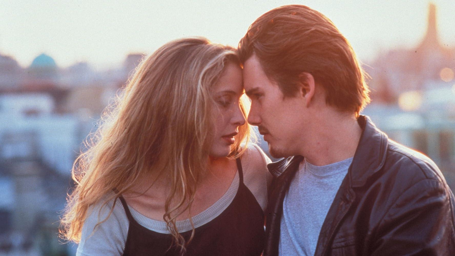 películas de 1995: Antes de amanecer, dirigida por Richard Linklater