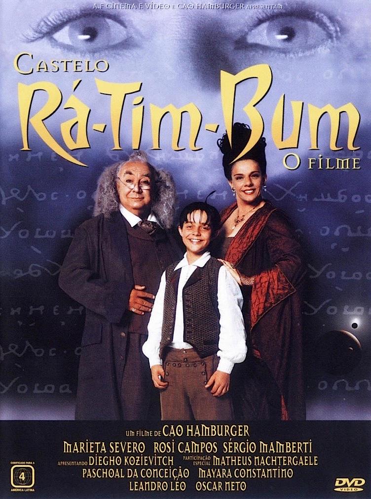 Castelo Rá-Tim-Bum: o Filme [Nac] – IMDB 6.1