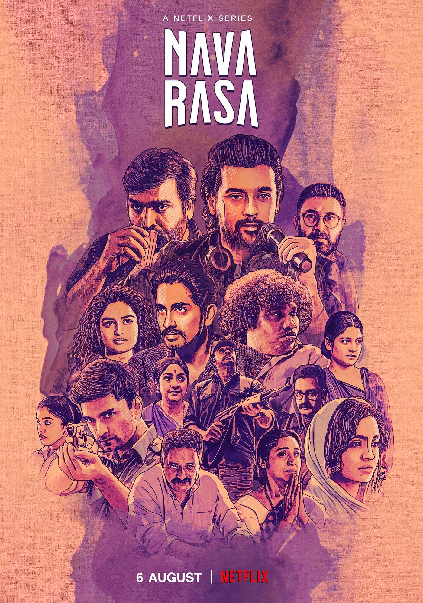 Navarasa 2021 Tamil Movie Official Trailer 1080p HDRip Download