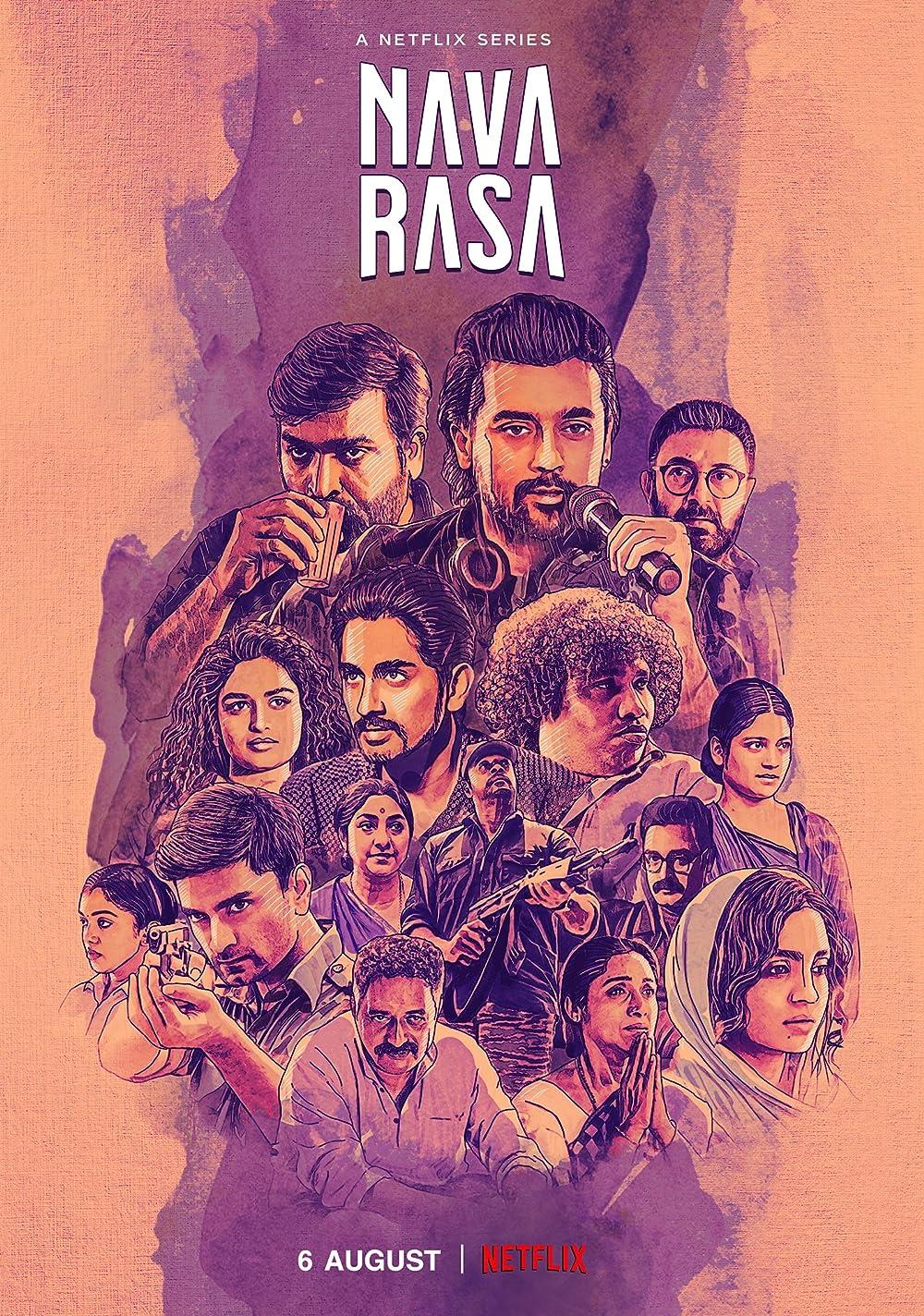 Navarasa (TV Series 2021 ) Full Movie Download