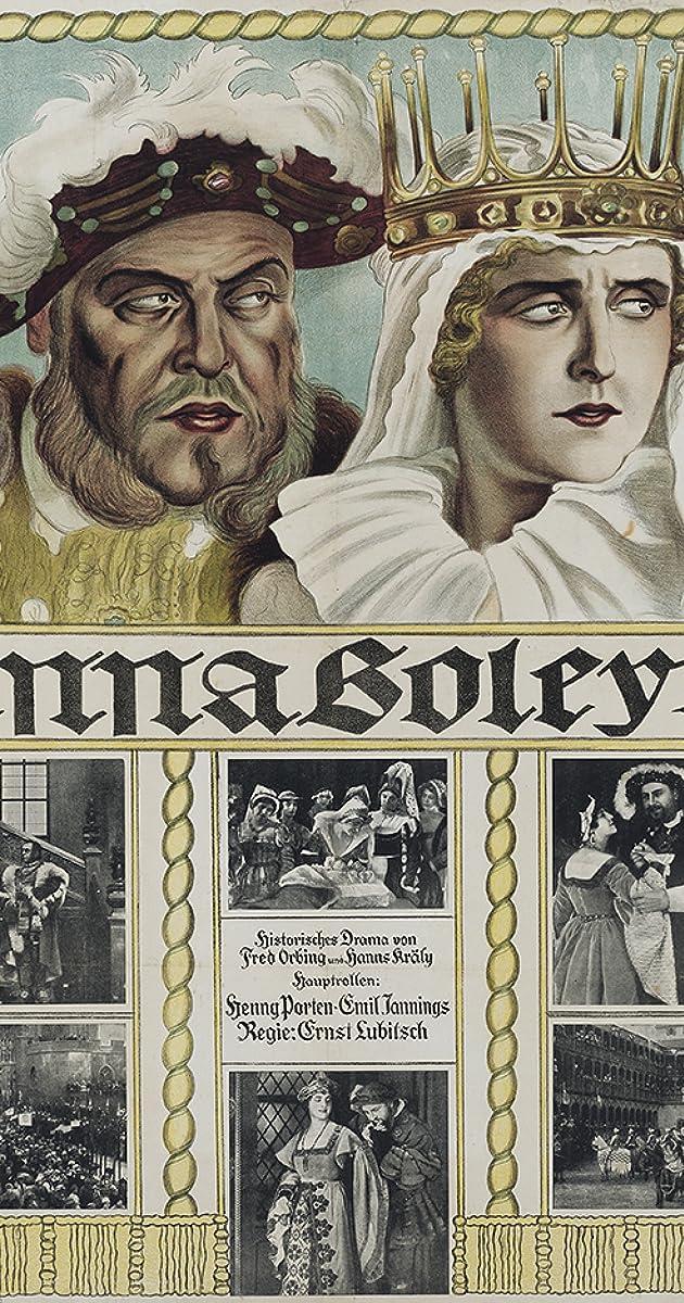 Anna Boleyn (1921)