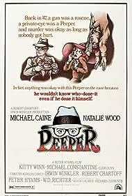 Peeper (1975) Poster - Movie Forum, Cast, Reviews