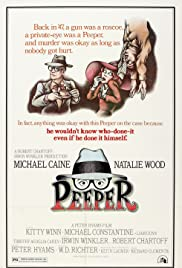 Peeper (1975) Poster - Movie Forum, Cast, Reviews