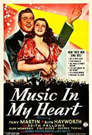 Music in My Heart Poster