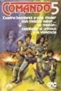 Command 5 (1985) Poster
