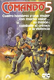 Command 5 Poster