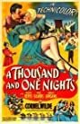 A Thousand and One Nights (1945) Poster