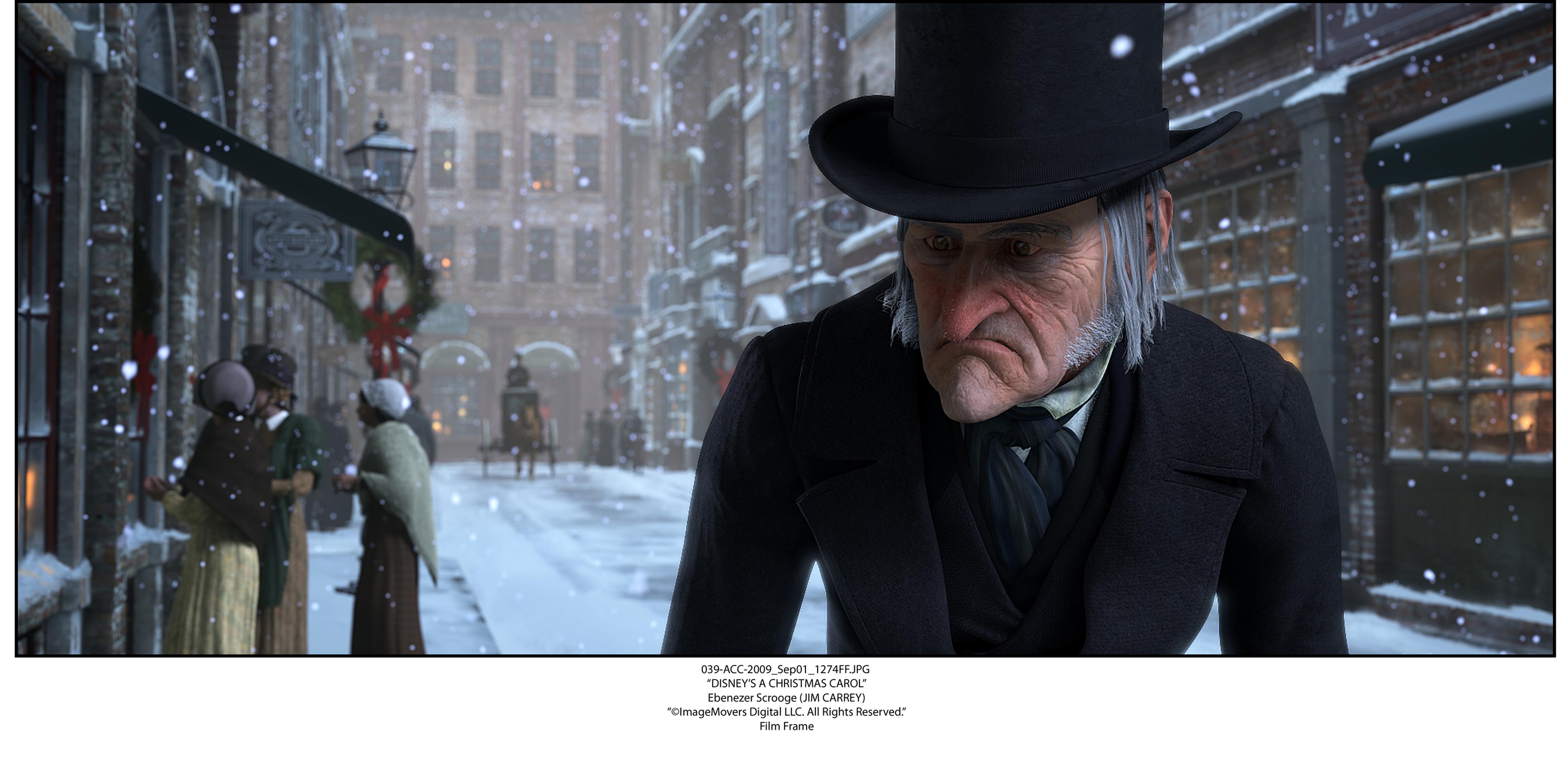 disneys a christmas carol video game 2009 photo gallery imdb - A Christmas Carol Disney