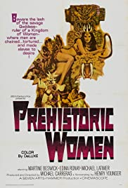 Prehistoric Women (1967) Poster - Movie Forum, Cast, Reviews