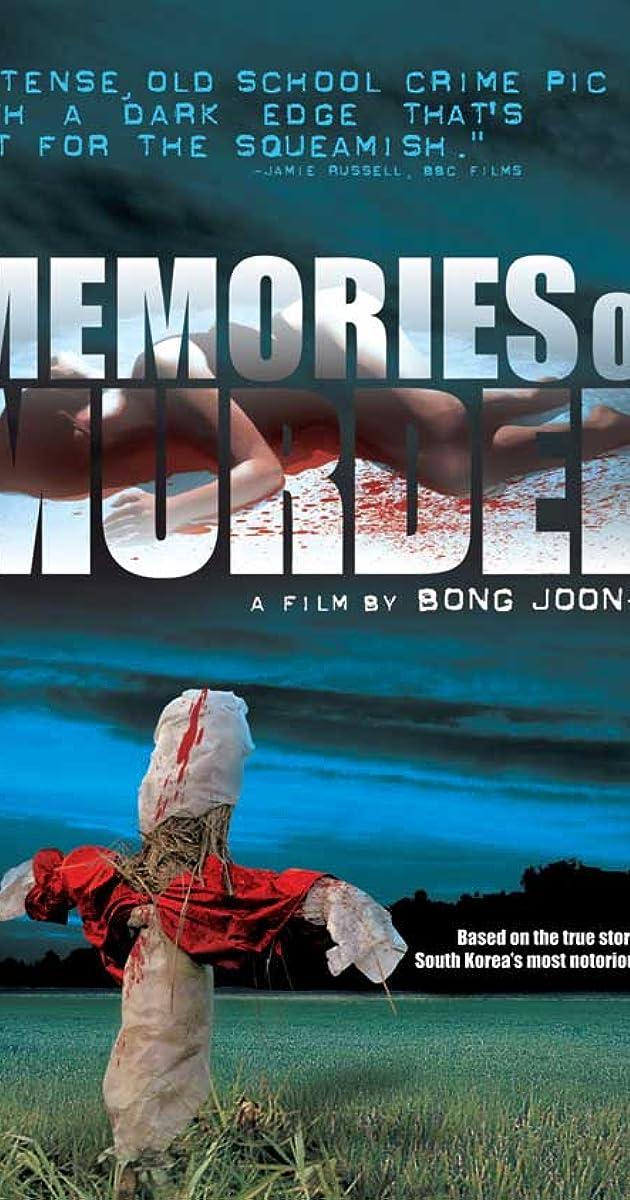 Memories Of Murder 2003 Imdb