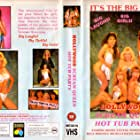 Michelle Bauer, Monique Gabrielle, Deborah Dutch, Roxanne Kernohan, Melissa Moore, Brinke Stevens, and Stacia Zhivago in Scream Queen Hot Tub Party (1991)