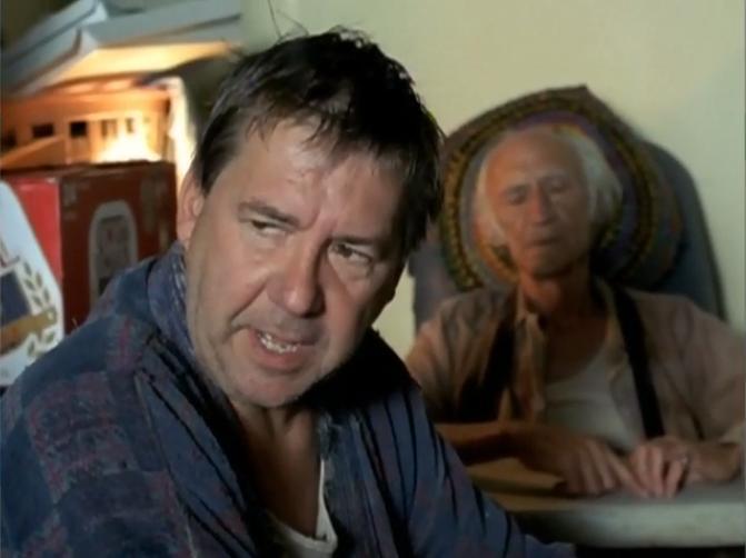 Pierre Ebert and Rémy Girard in Les Bougon: C'est aussi ça la vie (2004)