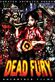 Dead Fury (2008) Poster - Movie Forum, Cast, Reviews