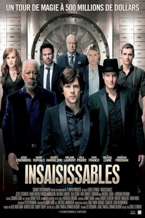 Now You See Me (2013) Subtitle Indonesia