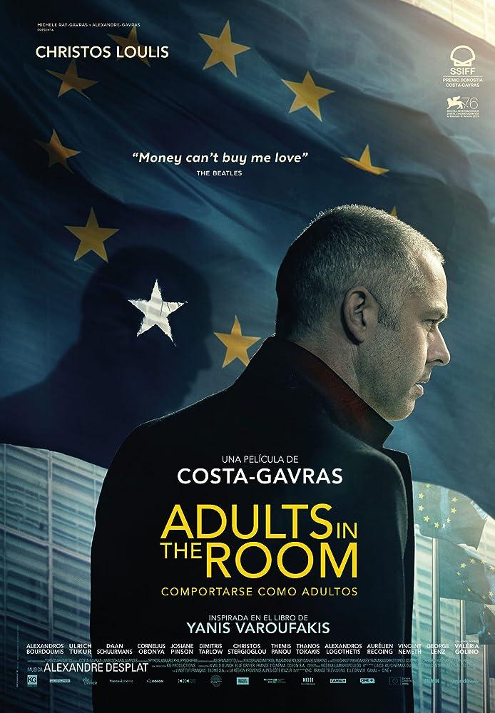 فيلم Adults in the Room 2019 مترجم