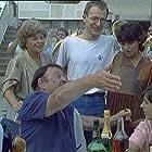 Slavka Jerinic, Branko Vidakovic, and Pavle Vuisic in Kamiondzije opet voze (1984)
