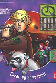 Jonny Quest: Cover-Up at Roswell Poster