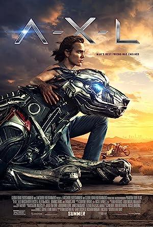Movie A-X-L (2018)