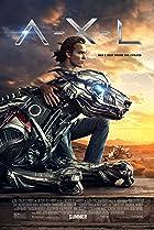 A.X.L. (2018) Poster