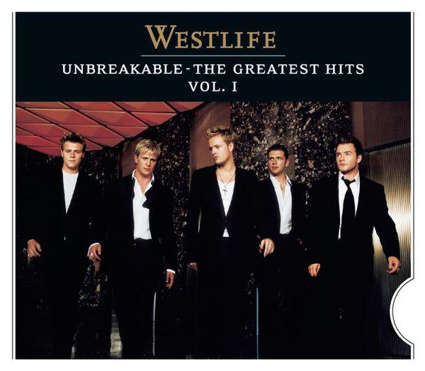 westlife unbreakable