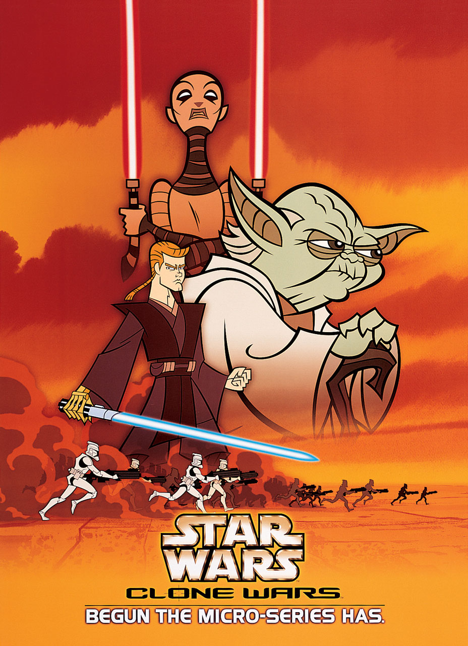 Star Wars Clone Wars Tv Series 2003 2005 Imdb